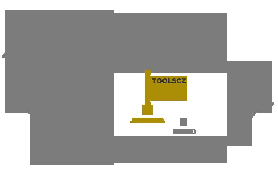 Mapa míst, kde najdete TOOLSCZ